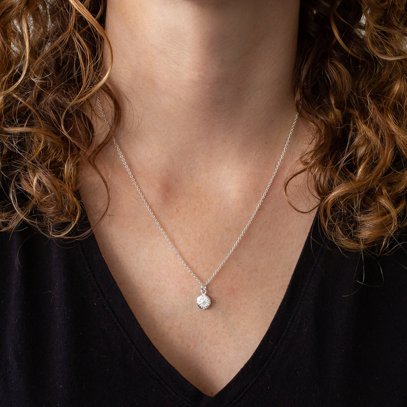 Small Lucia Diamond Necklace by Corey Egan