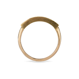 Nova Gold and Diamond Bar Ring by Corey Egan