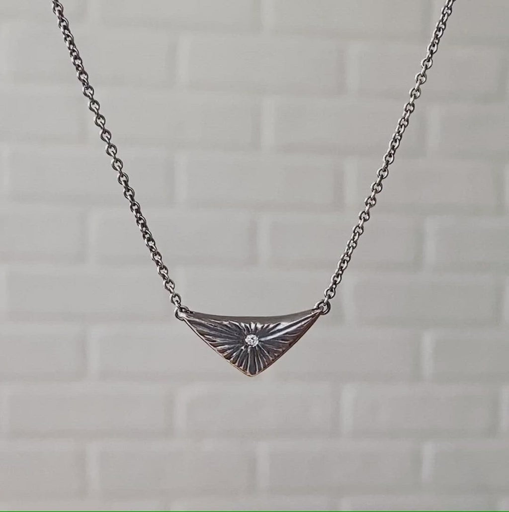 Flash Necklace by Corey Egan