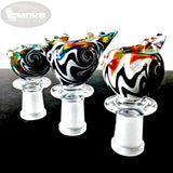 Pulsar Worked 14mm Female Slide Bowl