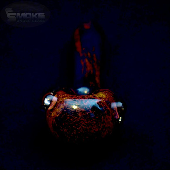 Empire Glassworks Marine Large Spoon Hand Pipe