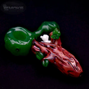 Empire Glassworks Squirrels Nest Hand Pipe