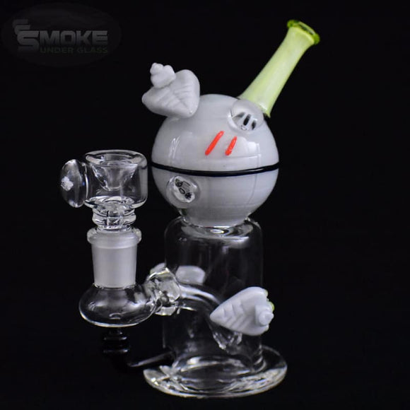 Empire Glassworks Baby Space Station Mini Rig