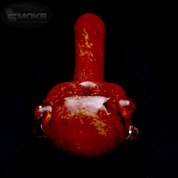 Empire Glassworks Meteorite Large Spoon Hand Pipe