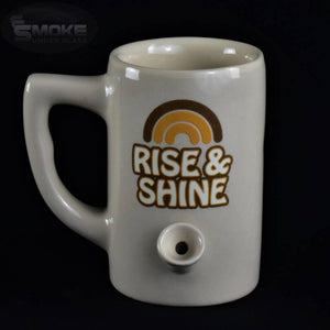 Rise And Shine Pipe Mug