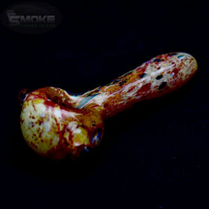 Empire Glassworks Frit Spoon Hand Pipe