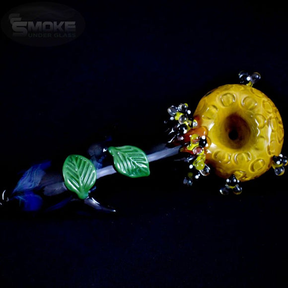 Empire Glassworks Beehive Spoon Pipe Hand