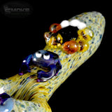 Empire Glassworks Crab Spoon Pipe Hand