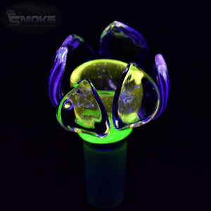Empire Glassworks Psychedelic Lotus Bowl
