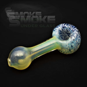 "4"" Color Changing Inside Out Frit Hand Pipe"