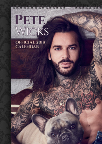 Calendars pete-wicks