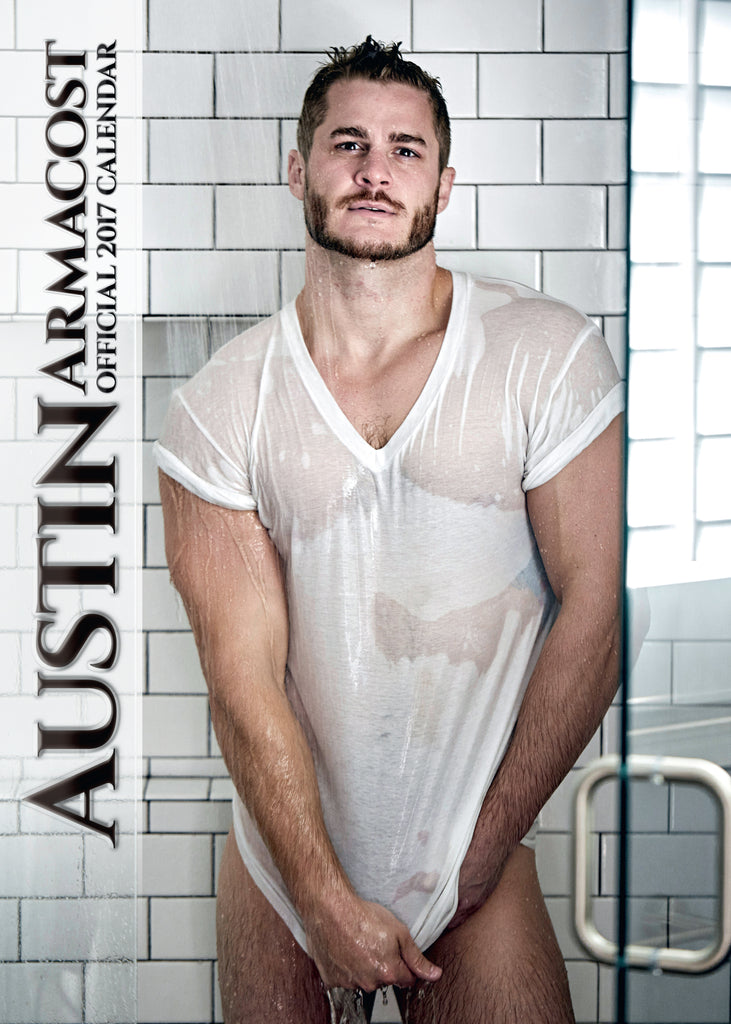 Austin Armacost Official 2017 Calendar
