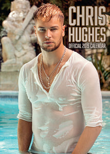 Chris Hughes Official 2019 Calendar