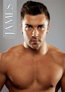 James Tindale Official 2014 Calendar