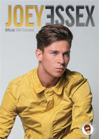 Joey Essex Official 2014 Calendar