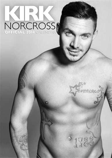 Kirk Norcross Official 2014 Calendar