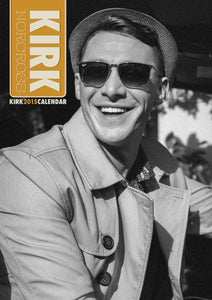 Kirk Norcross Official 2015 Calendar