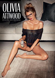 Olivia Attwood Official 2019 Calendar