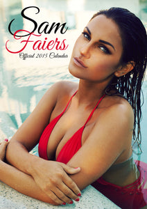 Sam Faiers 2015 Official Calendar