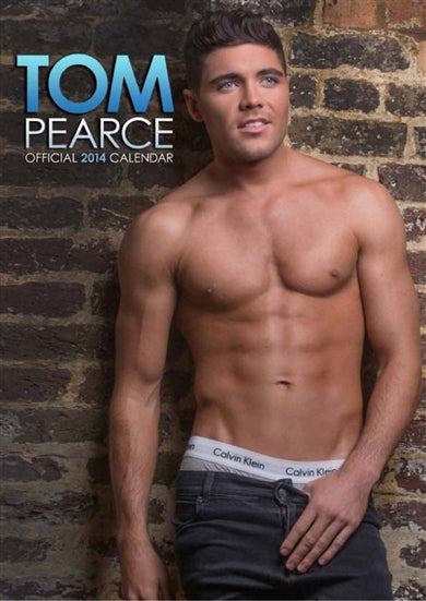 Tom Pearce Official 2014 Calendar
