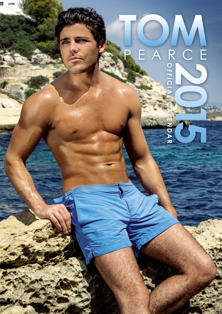 Tom Pearce Official 2015 Calendar