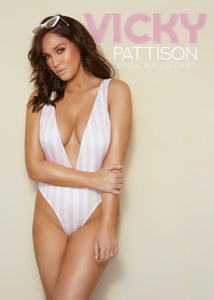Vicky Pattison Official 2019 Calendar