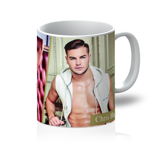 Chris Hughes Official Mug 01