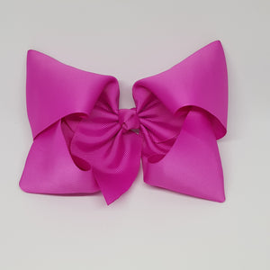 8 Inch Boutique Bow - Pinks