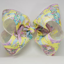 8 Inch Boutique Bow - Fairy