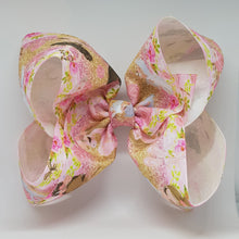 8 Inch Boutique Bow - Ballerinas