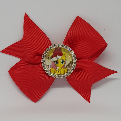 3.25 Inch Classic Bow - MLP My Little Pony