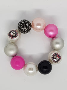 Bubblegum Bling Bracelet - Monster High