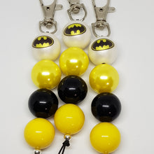 Bubblegum Bag Tag / Zippy Pull - Batman