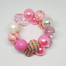 Bubblegum Bling Bracelet - Pretty in Pink