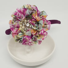 Headbands - Large Floral Parisian Flowers