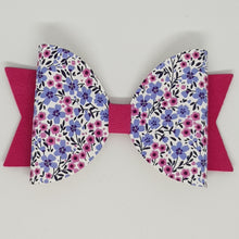 4.3 Inch Natalie Bow - Fields of Thistle