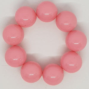 Bubblegum Bling Bracelet - Monochrome Magic