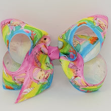 4 Inch Boutique Bow - Mermaids