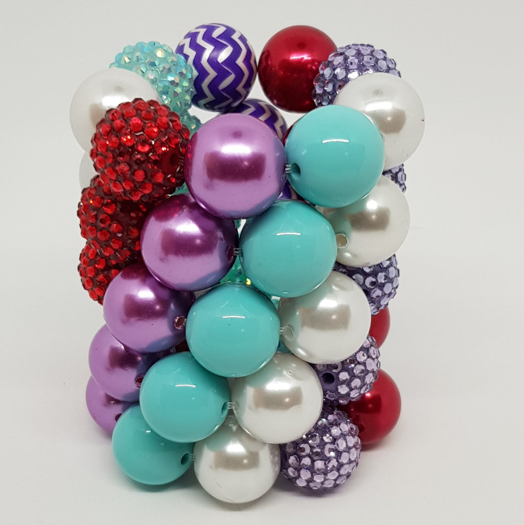 Bubblegum Bling Bracelet - Sea Princess