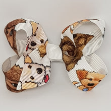 2.5 Inch Boutique Bow - Dogs