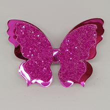Double Fancy Butterfly Clip - Shimmer & Shine