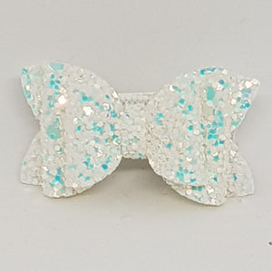 1.75 Inch Baby Imogen Bow - Glass Slipper