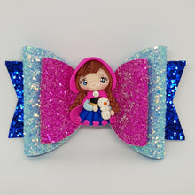4.3 Inch Deluxe Natalie Bow - Anna Inspired