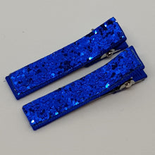 Glitter Essentials Clip Set - Blues