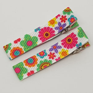 Essentials Clip Set - Flowers