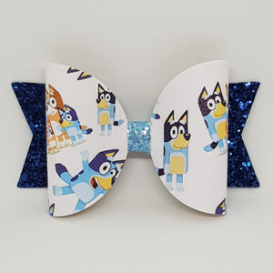 4.3 Inch Natalie Bow - Bluey & Friends