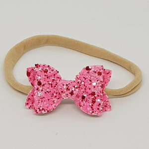 2 Inch Baby Beauty Bow - Sweetheart