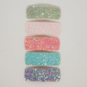 Snap Clip Sets of 5 - Razzle Dazzle