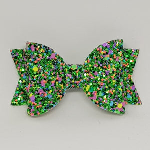 2.5 Inch Baby Natalie Bow - Magic Potion