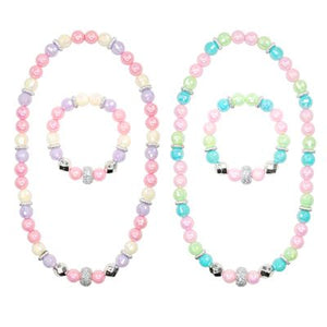 Ice Cream Parlour Necklace & Bracelet Set